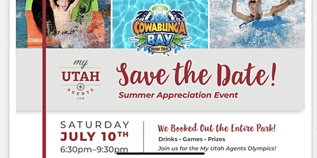 My Utah Agents Summer Appreciation Event! tickets