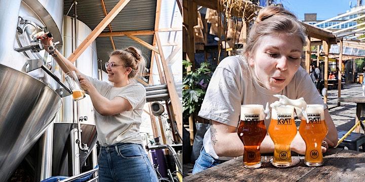 KRAFT Dalston Brewery Tour & Tasting image