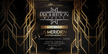 Prohibition Nights | New Year's Eve 2022 tickets