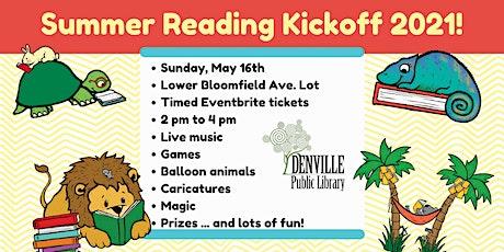 Denville Library Summer Reading Kickoff! tickets