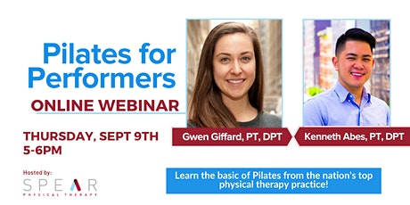 Pilates for Performers Online Webinar tickets