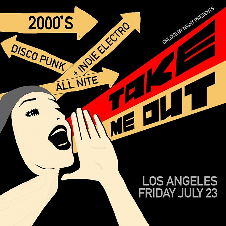 Take Me Out: Los Angeles - SOLD OUT image
