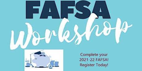 FAFSA Workshop tickets