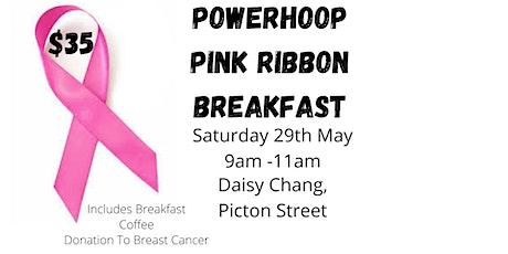 Powerhoop Pink Ribbon Breakfast tickets