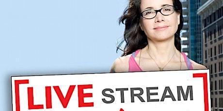 Janeane Garofalo, Live Stream, Cipha Sounds, Mark Jigarjian! Live-Stream tickets