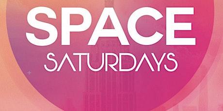 Space Saturdays 5/15 tickets