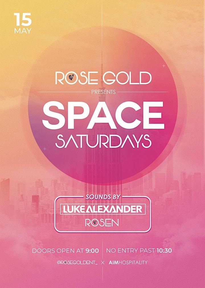 Space Saturdays 5/15 image