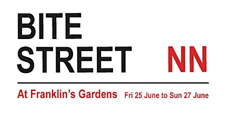 Bite Street NN, June 25  to 27 tickets