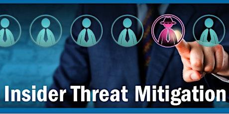 DHS CISA Region 8 Insider Threat Webinar tickets