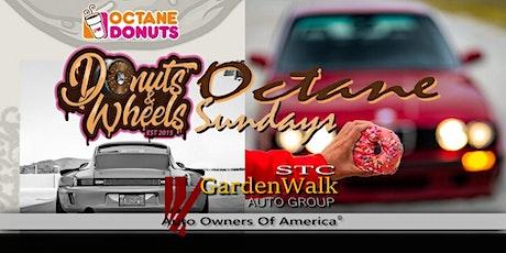 Octane Donuts Auto Show at STC GardenWalk tickets