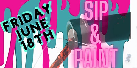 Sip and Paint for the Divas tickets
