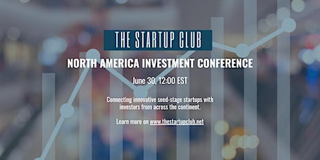 North America Investment Conference tickets