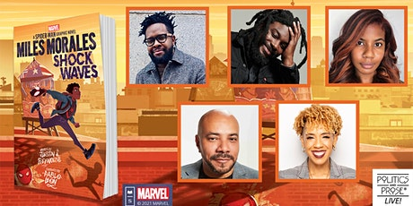 P&P Live! Presents a Super-Powered Panel with Marvel Creators tickets