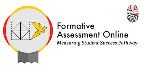Formative Assessment Online - Summer 2021 (Webinar) tickets