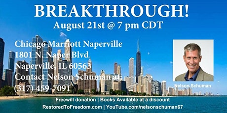 Breakthrough in Chicago (Naperville, IL) tickets