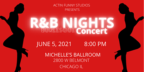 RNB NIGHTS BURLESQUE CONCERT PRODUCTION tickets