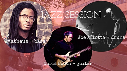 Jazz Session and Cruise tickets