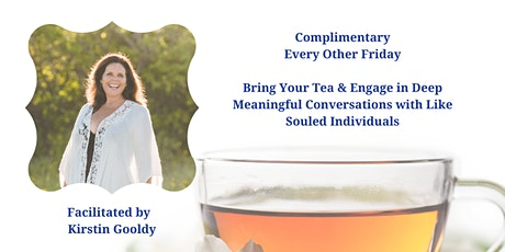 "Soul Tea & Conversations – ""On the Soul"" Discussion & Conversations tickets"