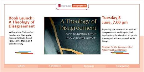 Book Launch: Theology of Disagreement tickets