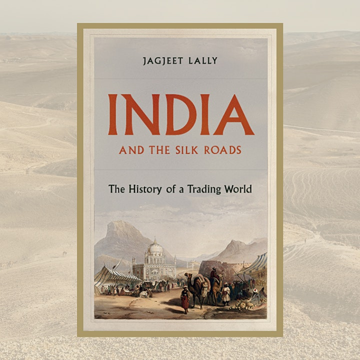 New Books in Asian Studies: India and the Silk Roads image