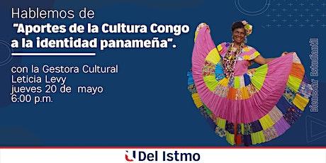 Aportes de la Cultura Congo a la identidad panameña biglietti