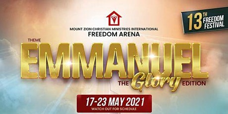 DAY 2 - THE EMMANUEL CONVENTION - tickets