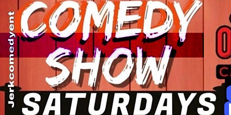 jerkcomedyent Present: Saturday Comedy Show at oulala cafe tickets