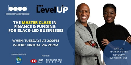 BBPA LevelUP tickets