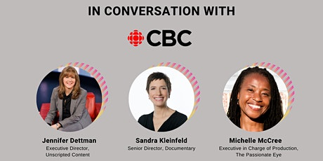 DOC Institute Presents: Meet the Funder with CBC tickets