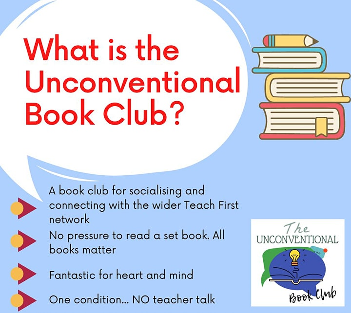 The Unconventional Book Club image