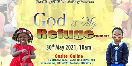 Children's Day  Service 2021 tickets