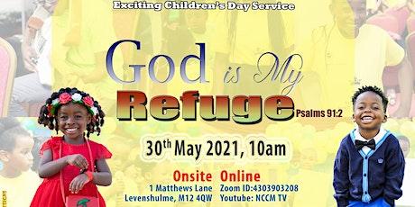 Children's Day  Service 2021 tickets