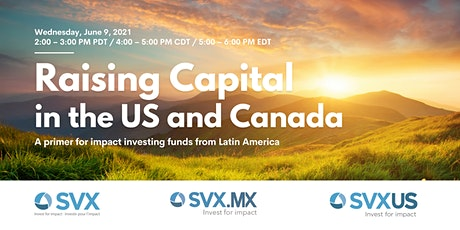 Raising Capital in the US and Canada: Webinar for Latin American funds tickets