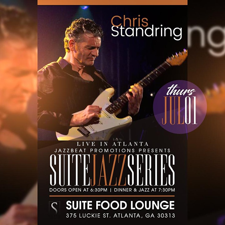 Chris Standring Live at Suite image