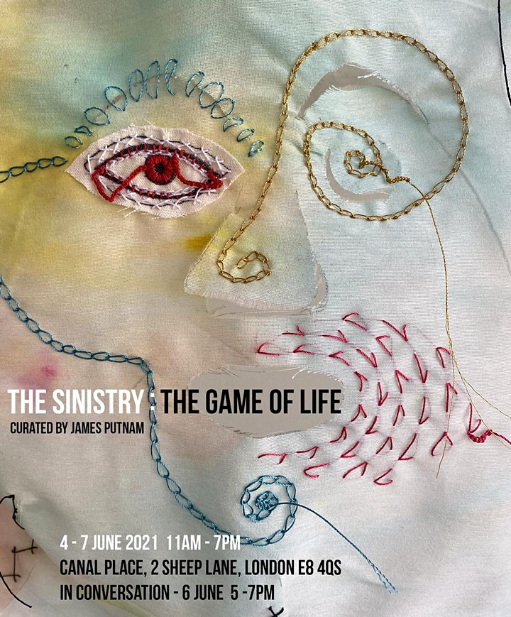 In Conversation with THE SINISTRY: GAME OF LIFE image