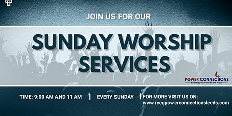 Worship Service (1st Service) tickets