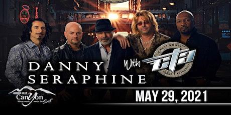 Danny Seraphine & CTA tickets