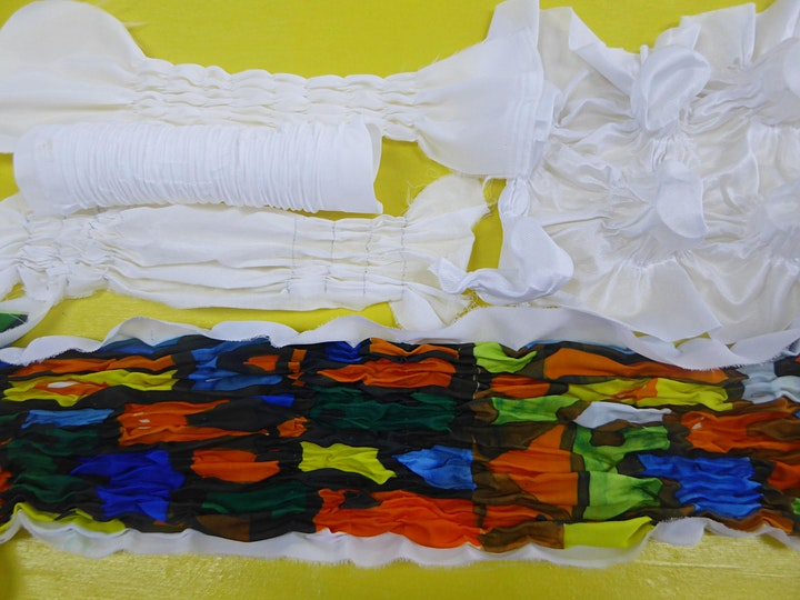 Fabric Pleating image