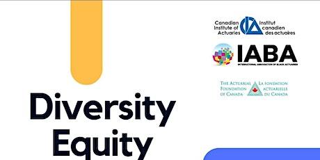 Diversity | Equity | Inclusion bilhetes