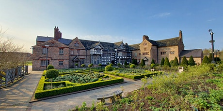 Zoom-in Talk:ORDSALL HALL :770 years of History tickets