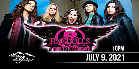 Aerosmith Tribute by The Ragdolls - The Canyon Agoura Hills tickets