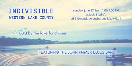 IWLC BBQ by the Lake tickets