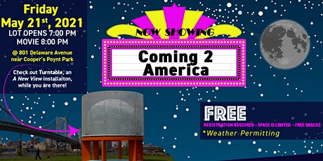 "Outdoor Movie Night!  ""Coming 2 America"" tickets"