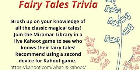 Fairy Tales Trivia tickets