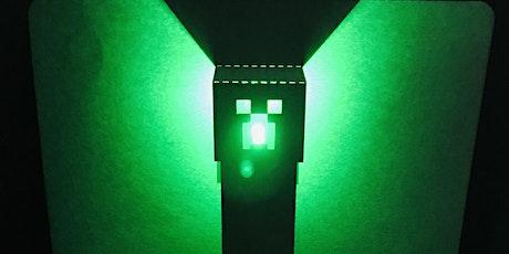 Strom auf Papier - Paper Circuits Tickets