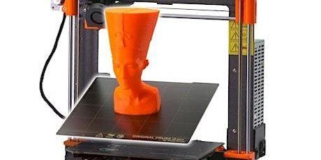 3D-Druck und Design für Anfänger tickets