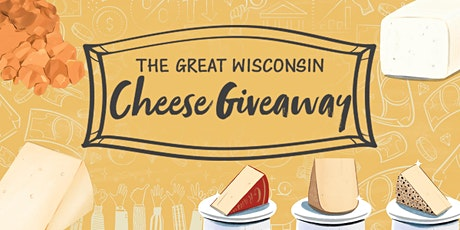 The Great Wisconsin Cheese Giveaway: A 180th Anniversary Spectacular bilhetes