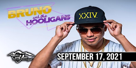Bruno Mars Tribute by Bruno & The Hooligans tickets