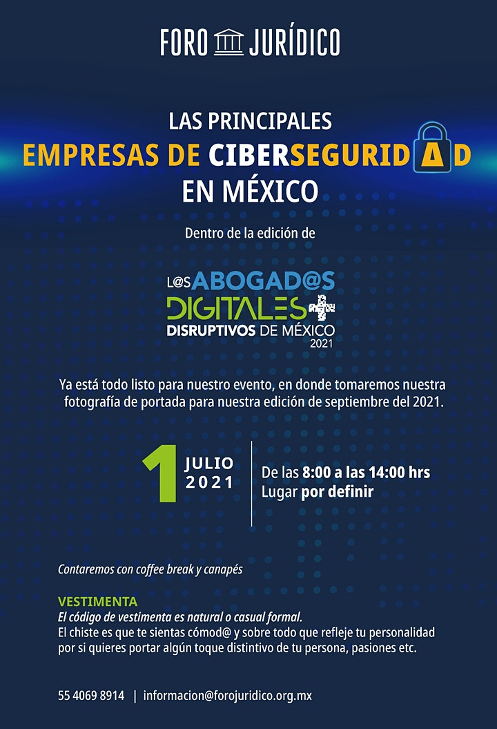 Imagen de Las Principales Empresas de Ciberseguridad en México 2021