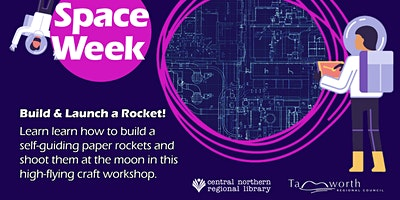 FREE! Build and Launch a Rocket – Ages 7+